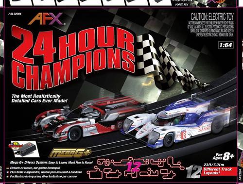 AFX 24 Hour Champions Set