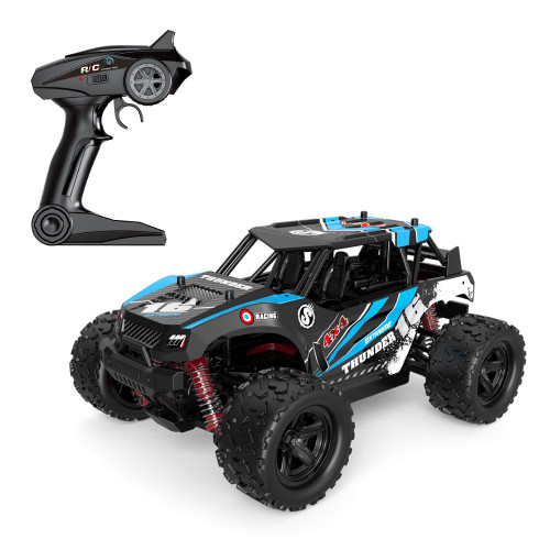 Thunder Blue  4WD 1:18  Truck RTR