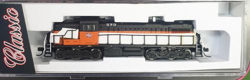 RSD - 4/5 Locomotive Milwaukee Road #573