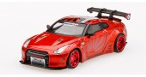 LB Works Nissan GT-R (R35) Candy Red