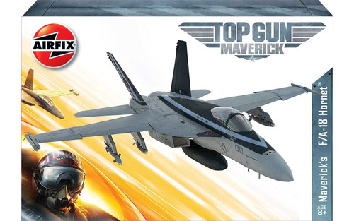 Top Gun Maverick F-18 Hornet