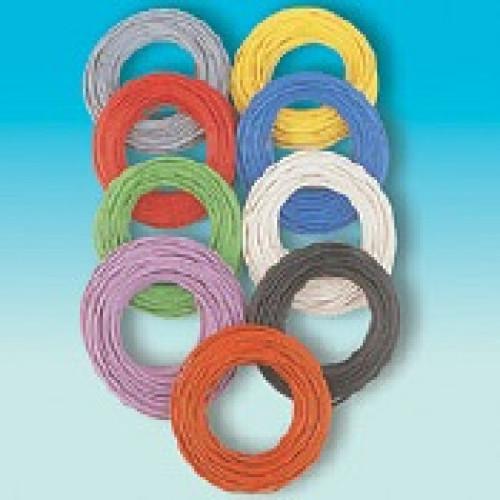 Brawa Cable Wire - Dark Brown