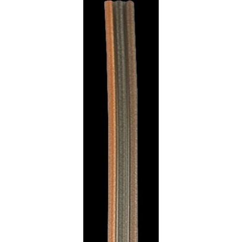 Brawa Fl. Cable 0,14 mm2, 5 m, LIght Brown / Black / Drk Brown
