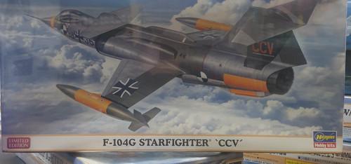 """F-104G Starfighter """"CCV"""""""