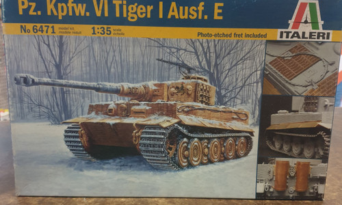 Pz.Kpfw.Vi Tiger I Ausf. E