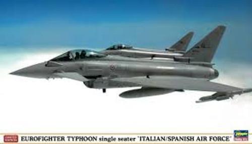 """Eurofighter Typhoon Single Seater """"Italian/SPanish Air Force"""""""