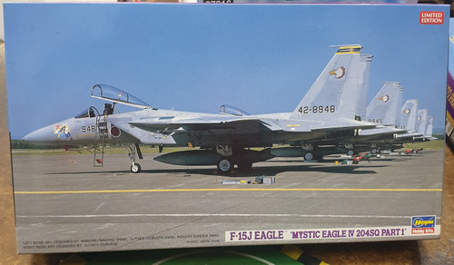 "F-15J Eagle ""Mystic Eagle IV 204Sq Part 1"""