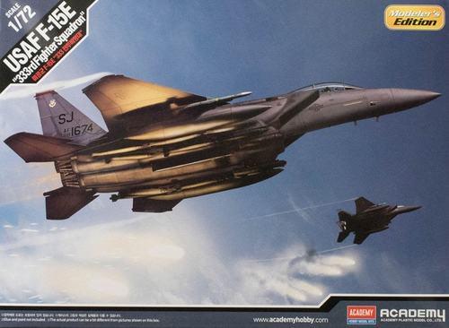 "USAF F-15E Eagle ""333rd Fighter Sqaudron"""