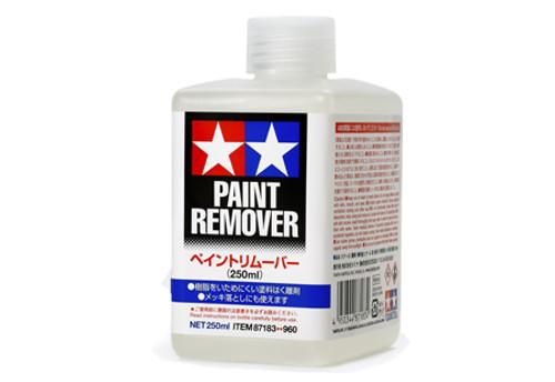 Tamiya Paint Remover