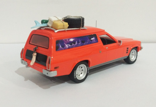 Holden HJ Panel Van - Mad Max