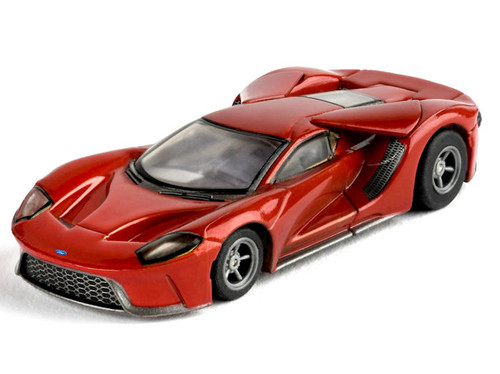 AFX Ford GT Liquid Red