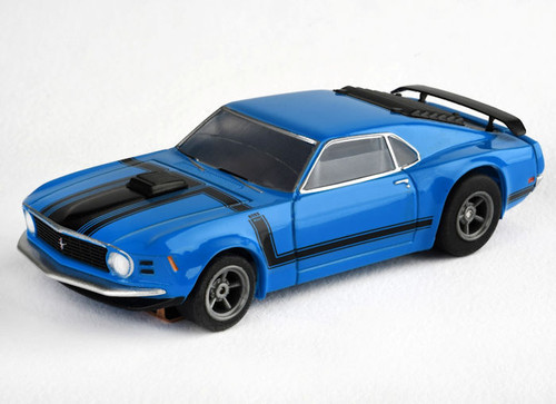 AFX Mustang Boss 302 - Blue