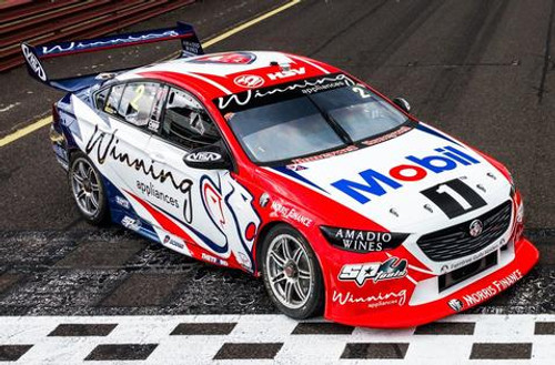Holden ZB Commodore - 2019 Courtney / Perkins