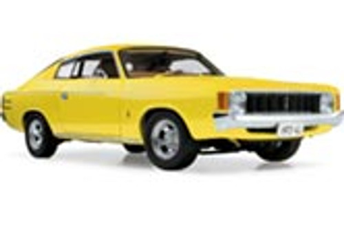 1973 VJ Series Charger Sunfire Yellow