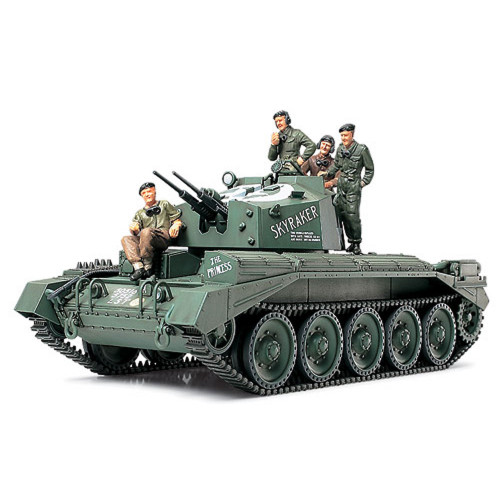 Crusader III AA Tank