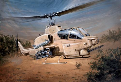AH - 1W SUPER COBRA 1:48