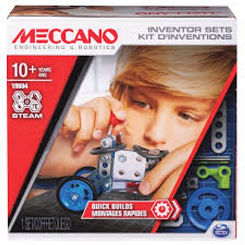 Meccano - Inventor Sets