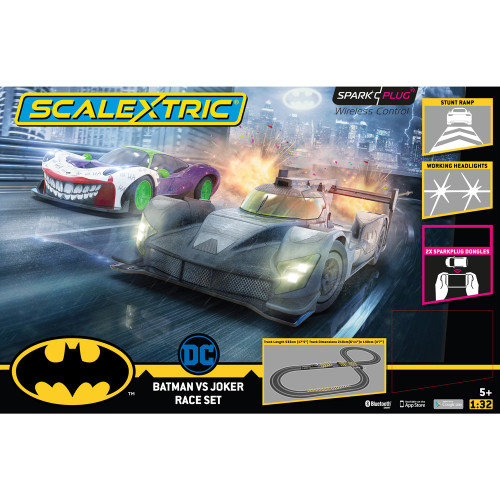 Scalextric Batman V's Joker