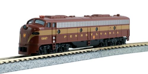 EMD E8A Pennsylvania Railroad
