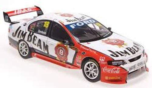 2008 DJR Will DavisonJim Beam Racing
