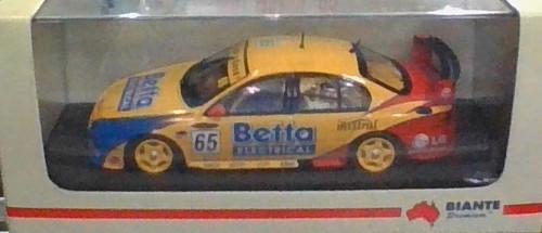 2002 Team Betta Electrical - Wilson