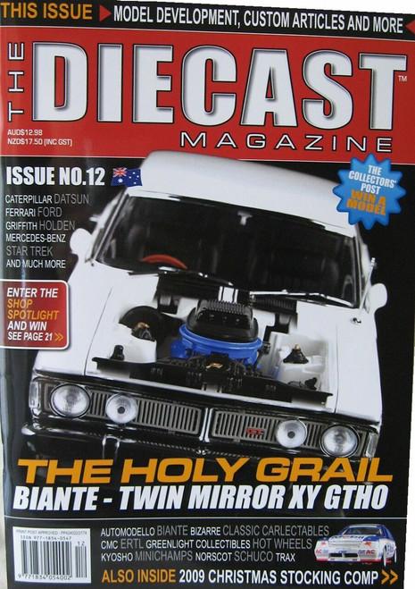 The Diecast Magazine Issue No. 12