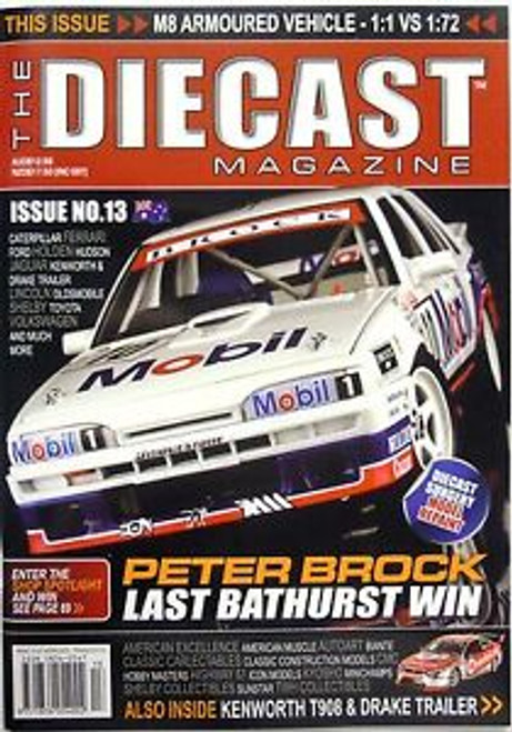 The Diecast Magazine Issue No. 13