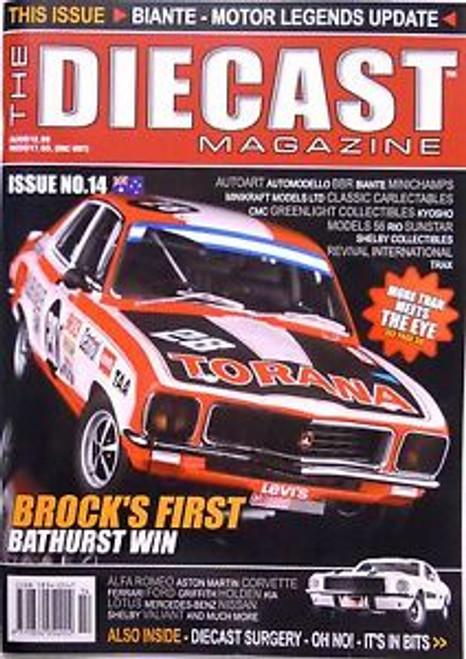The Diecast Magazine Issue No. 14