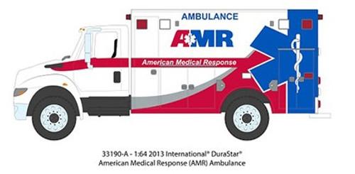 2013 International Durastar American Medical Response Ambulance