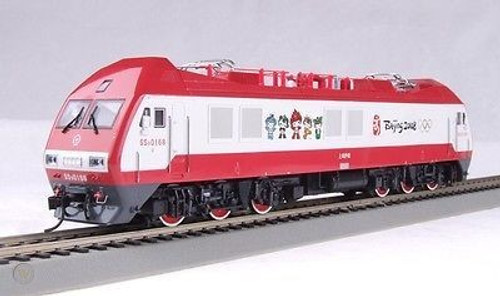 Chinese CE00309 SS9G Electric Loco 'Olympic'Shanghai