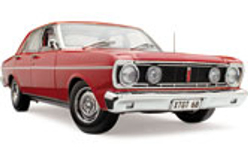 1968 XT GT 'Candy Apple Red'