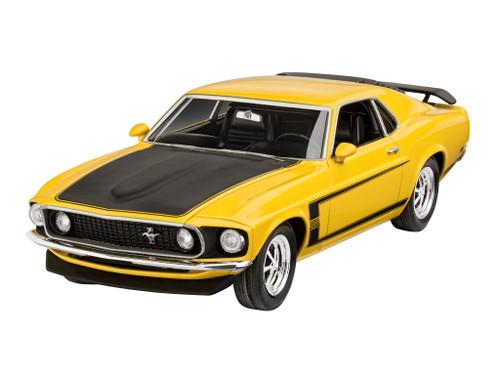 69' Boss 302 Mustang