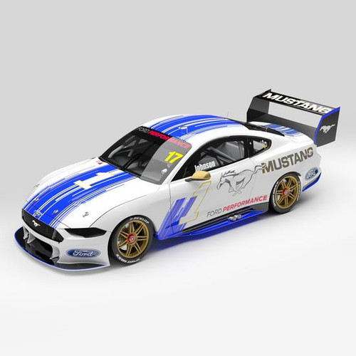 FPV  #17  Mustang GT Supercar - 2019 Adelaide 500 Parade of Champions - Driver: Dick Johnson