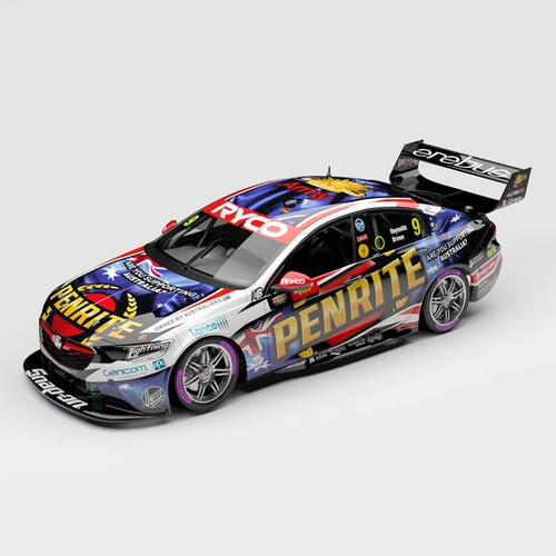 Penrite Racing #9  - 2020 Bathurst 1000 -Reynolds / Brown