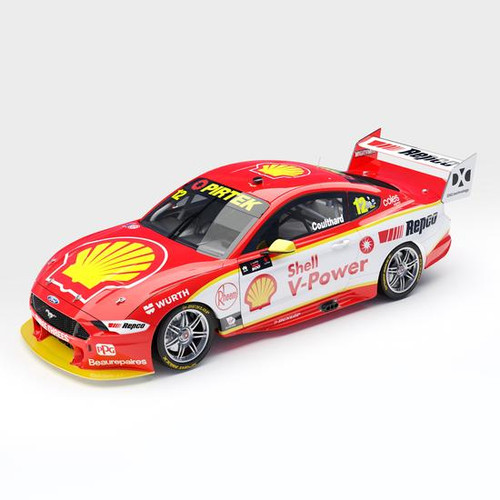 Ford Mustang GT  2020 Championship Season   #12 Driver: Fabian Coulthard