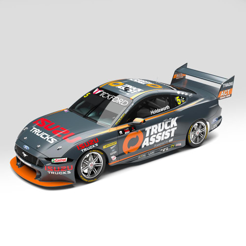 Ford Mustang GT - 2020  Championship Season  Lee Holdsworth