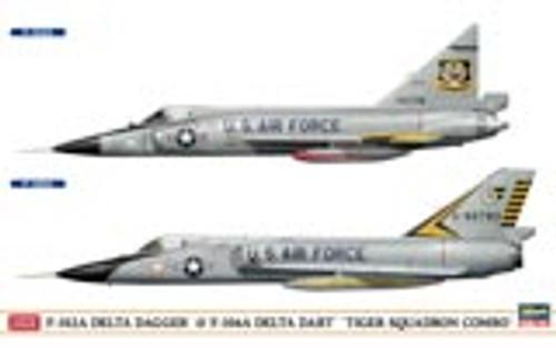 F-102QA Delta Dagger / F-106A Delta Dart (2 Kits)
