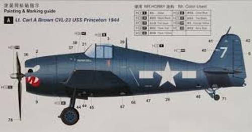 F6F - 5 Hellcat