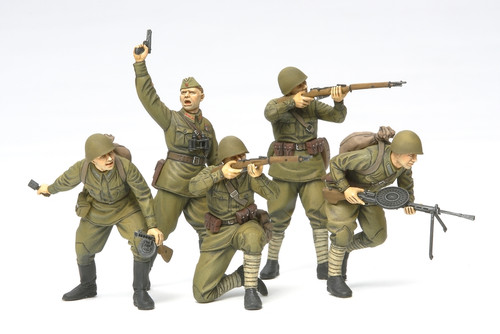 Russian Assault Infantry