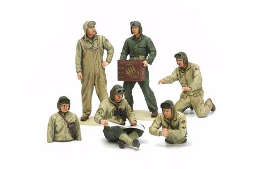 U.S Tank Crew Set