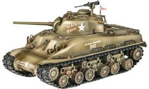 "M4 Sherman Tank ""Black Magic"""
