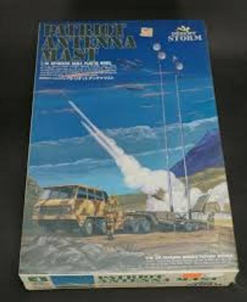 Patriot Antenna Mast
