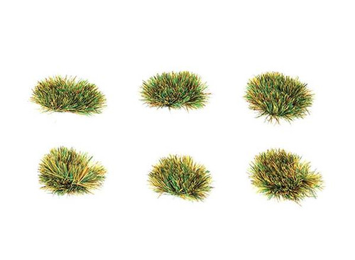 Pecoscene 10mm Self Adhesive Patchy Grass Tufts