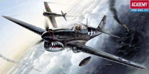 P-40M/N Warhawk - Aust Decals