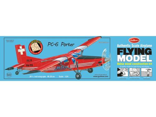 P C 6 Porter Model Kit