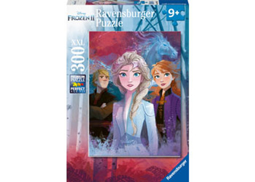Frozen 2 Elsa, Anna and Kristoff