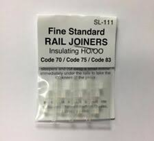 Rail Joiners  Fine Standard Insulated