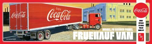 Fruehauf Beaded Van Semi Trailer (Coca - Cola)