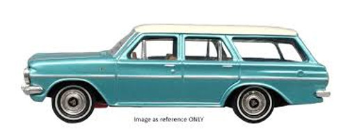 1964 EH Wagon Amberly Blue