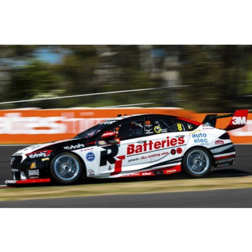 Holden ZB Commodore - R&J Batteries - #8, N.Percat / T.Randle Supercheap Auto Bathurst 1000
